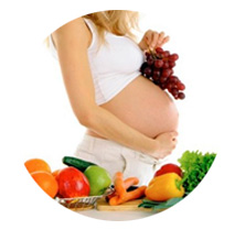 Embarazo y lactancia nutricion